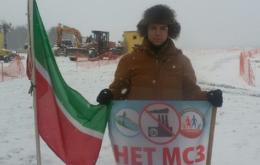 Шиес-2 в Татарстане: развернут палаточный лагерь под Казанью